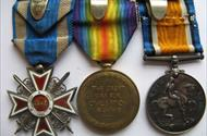 First World War Medals